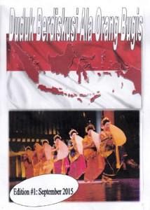 Duduk berdiskusi edition 1 cover