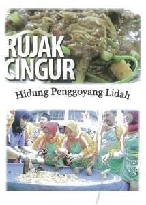 Rujak Cingur edition 1 cover