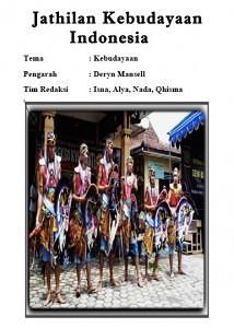 Jathilan edition 1 cover