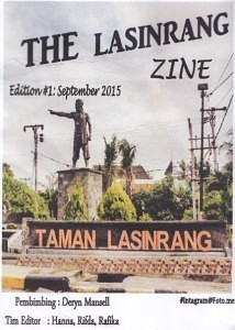 The Lasinrang Zine Edition 1