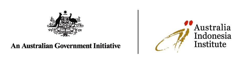 Logo of Australia-Indonesia Institute: An Australian Government Initiative